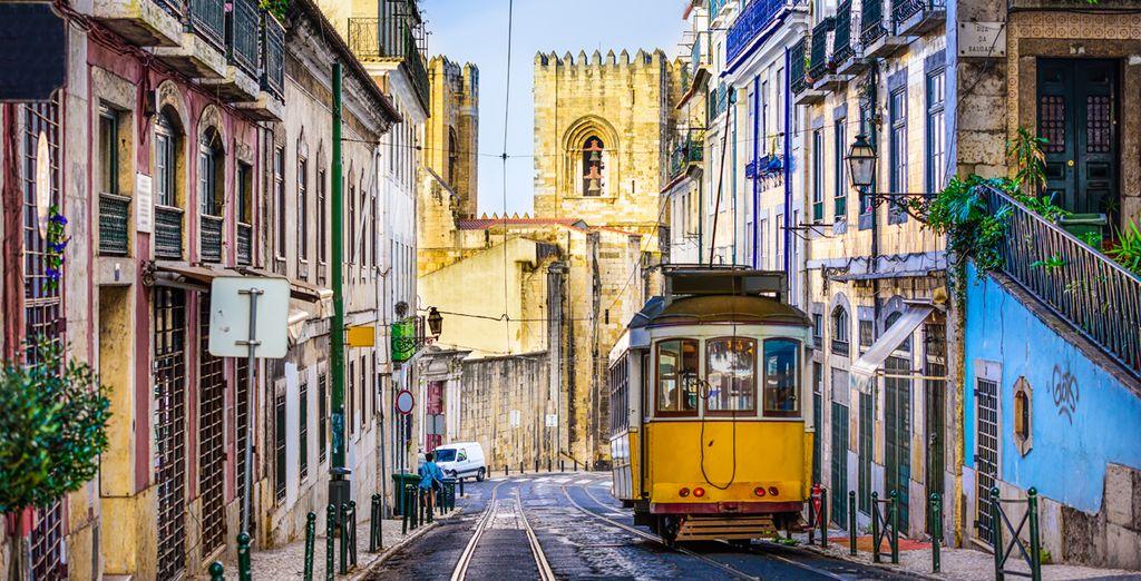 Lisboa se presenta como una ciudad cosmopolita