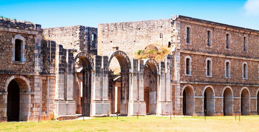 El Castillo de San Fernando, una visita indispensable
