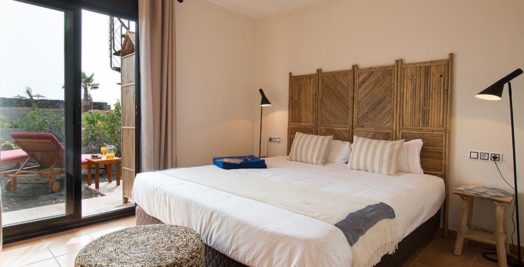 Descansa en tu Villa Suite Superior de 1 dormitorio...