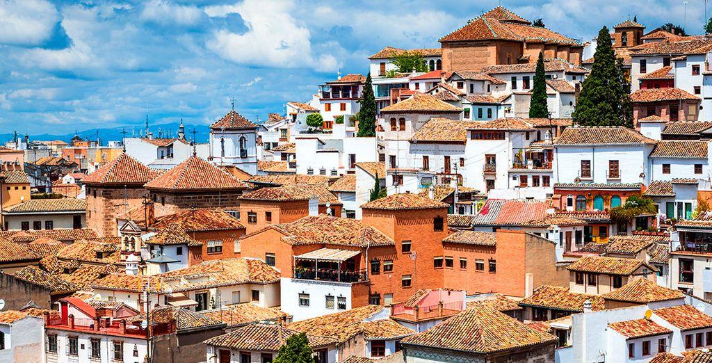 Ven a conocer Granada