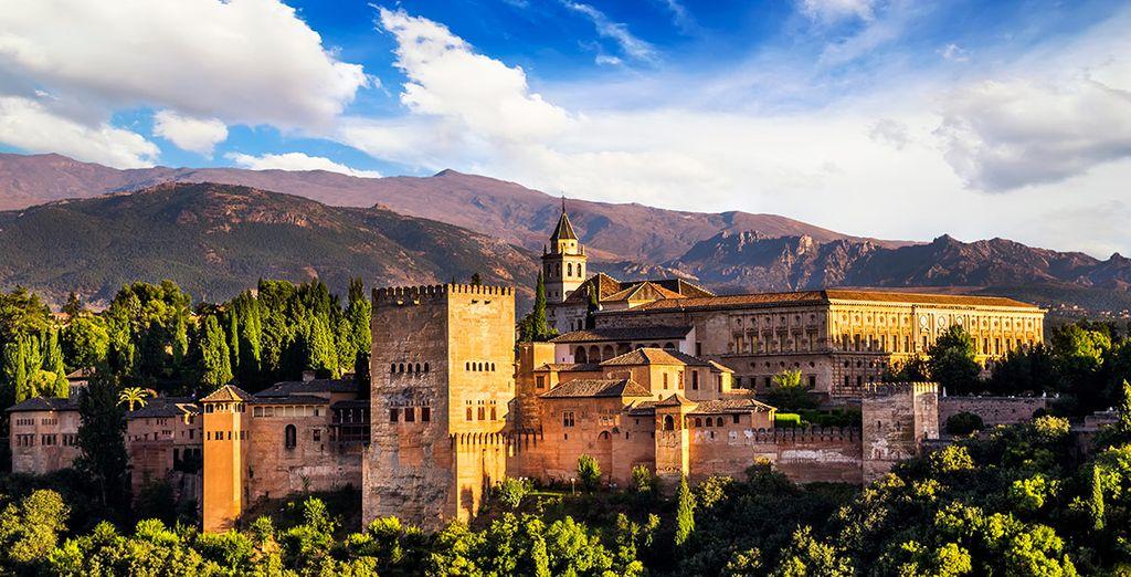 Descubre la cultura y el patrimonio de Granada