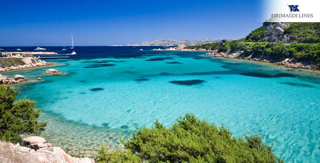 Disfruta de las playas más bellas de Italia