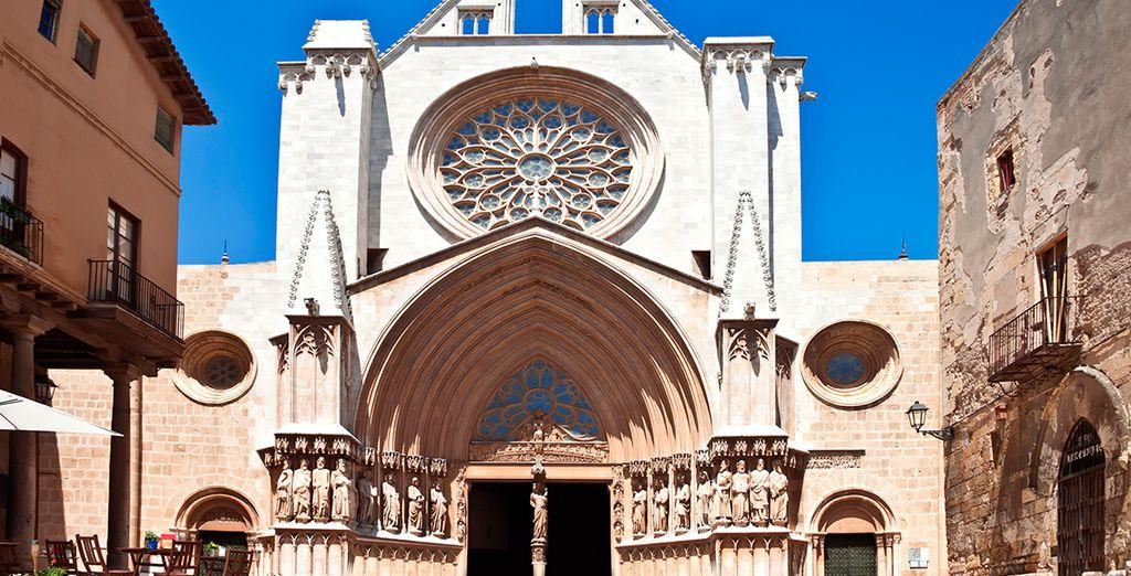 Aprovecha y conoce Tarragona