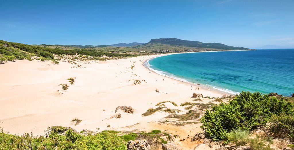 Las playas de la Costa de la Luz te sorprenderán
