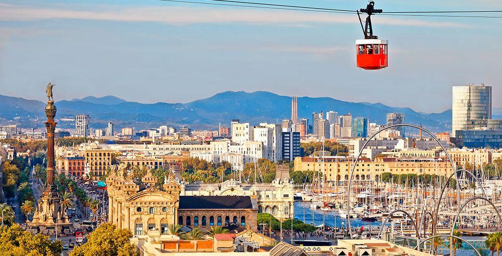 Barcelona, una ciudad con magia