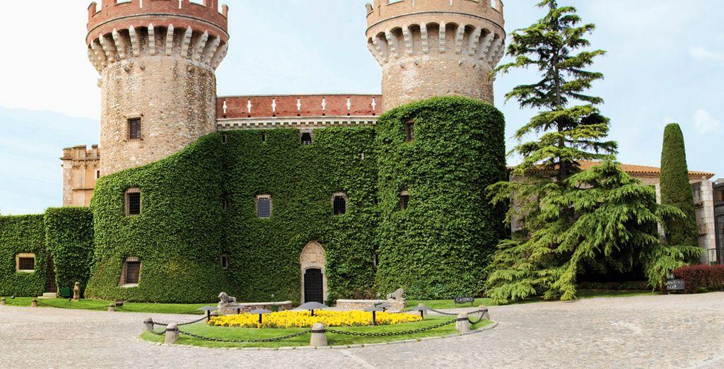 Su emblemático castillo, una visita que no te puedes perder