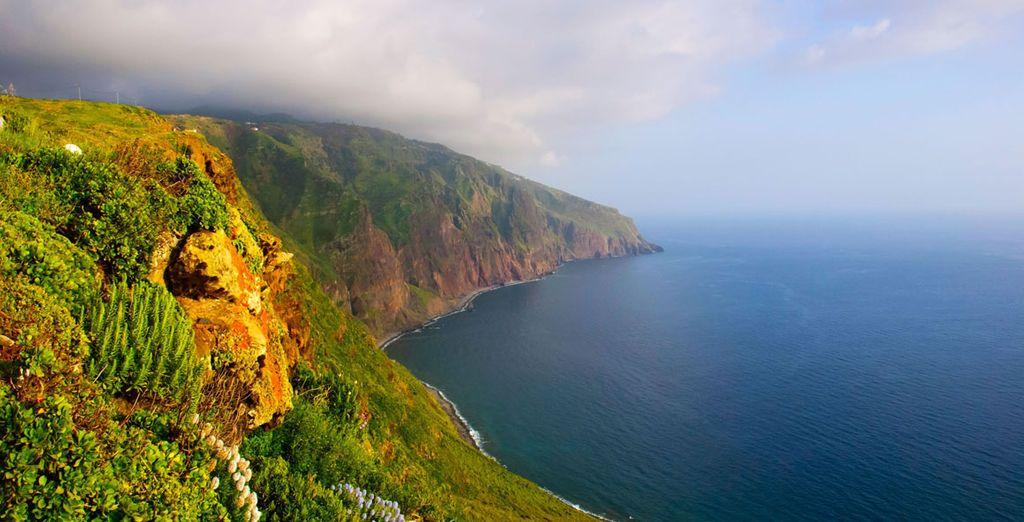 Un paraíso tropical en Portugal