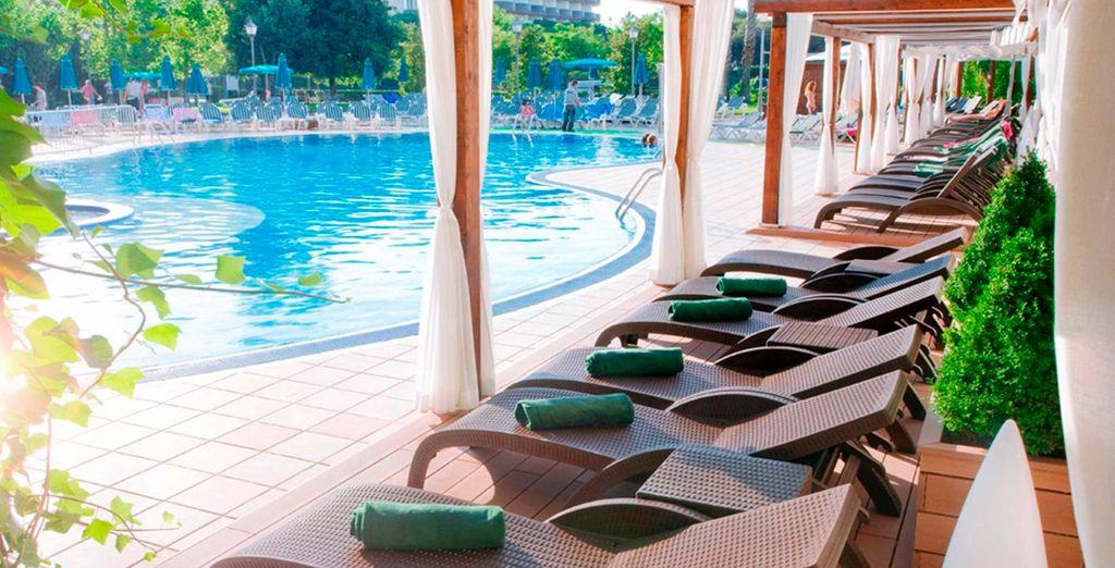 Un hotel ideal para familias situado en una zona privilegiada de la Costa Brava