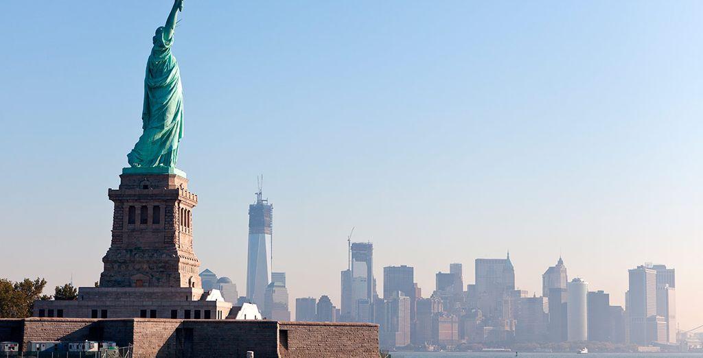 Nueva York es la ciudad que nunca duerme