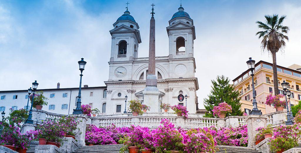 Explora las maravillas de la capital ...