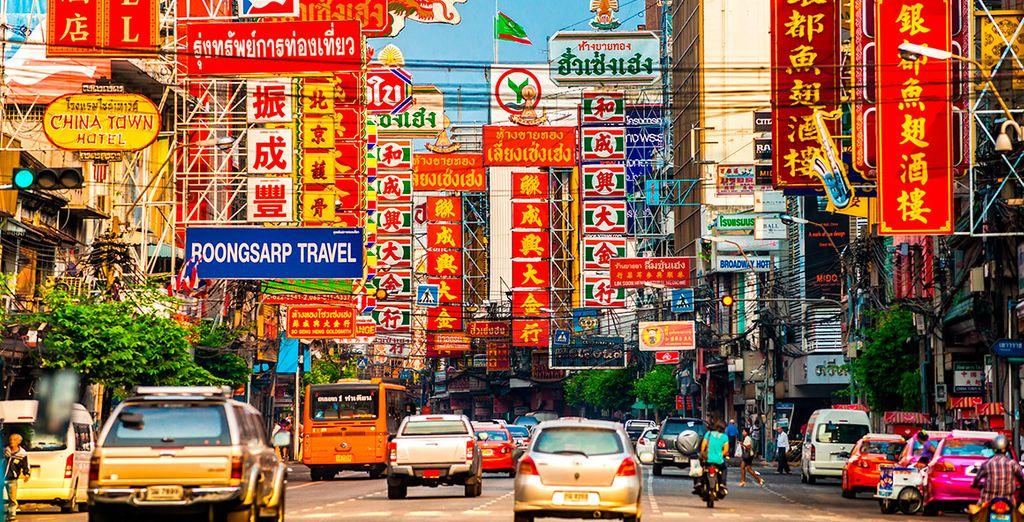 Descubre todas la sorpresas que te aguardan en Bangkok