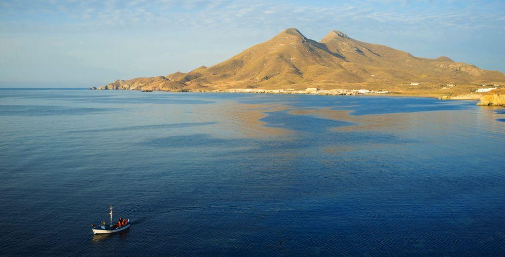 Una ventana al Mediterráneo