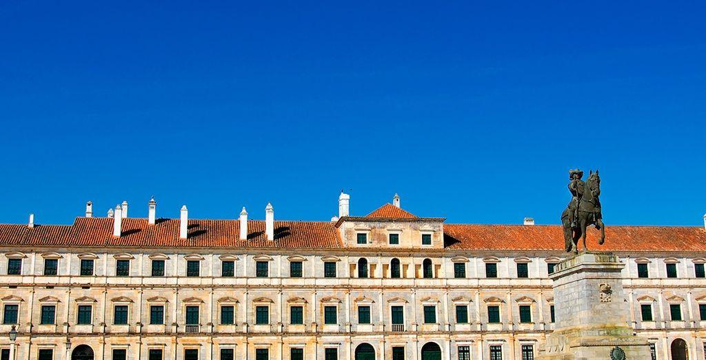 El Palacio Ducal de Vila Viçosa