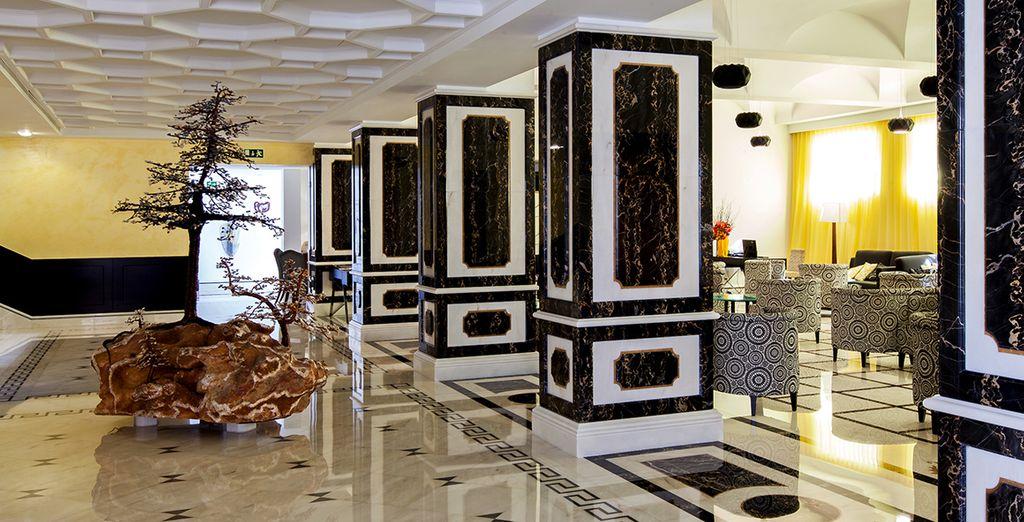 Bienvenido al lujoso y sosegado Alentejo Marmòris Hotel & SPA 5*