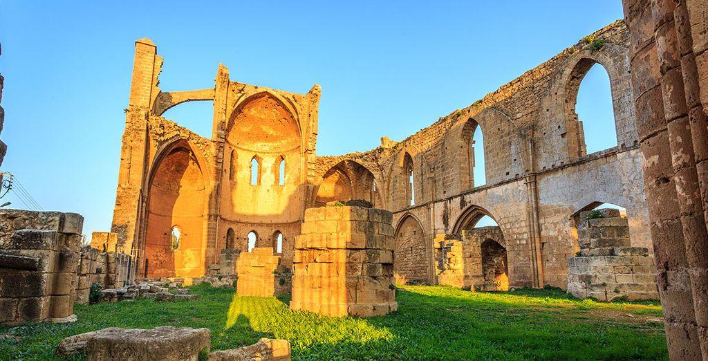 Nos dirigiremos a Famagusta