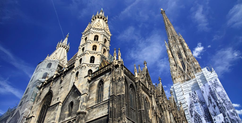 La impresionante Catedral de San Esteban