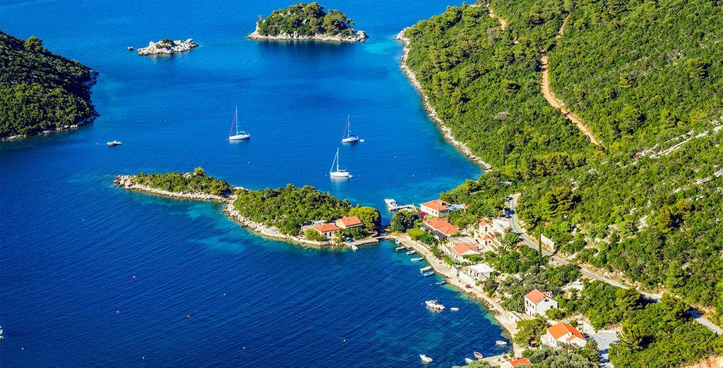 Unas vacaciones de ensueño te esperan en la Costa Dálmata