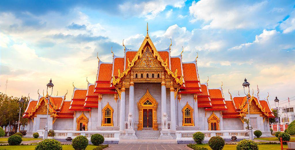 Bangkok te sorprenderá