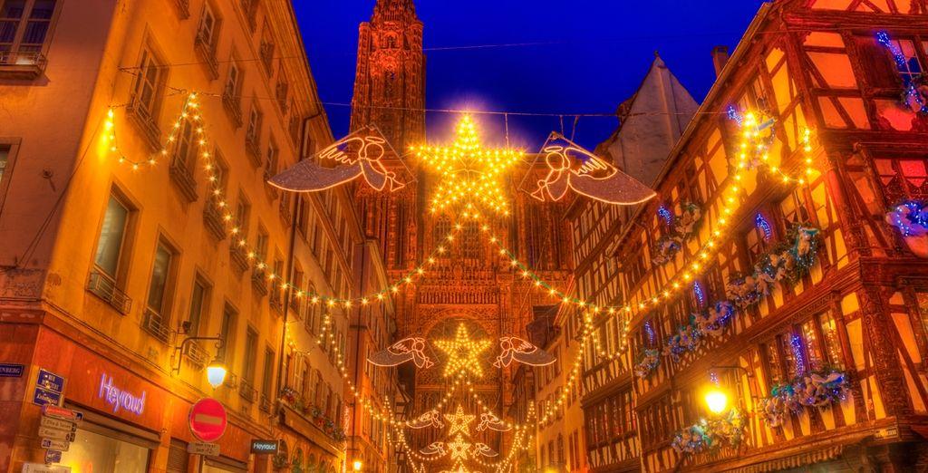 Tu próximo destino será Estrasburgo, ciudad de arte e historia