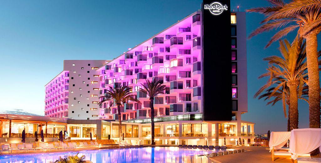 Bienvenido a Hotel Hard Rock 5*
