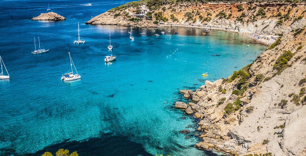 Unas vacaciones en el paraíso mediterráneo