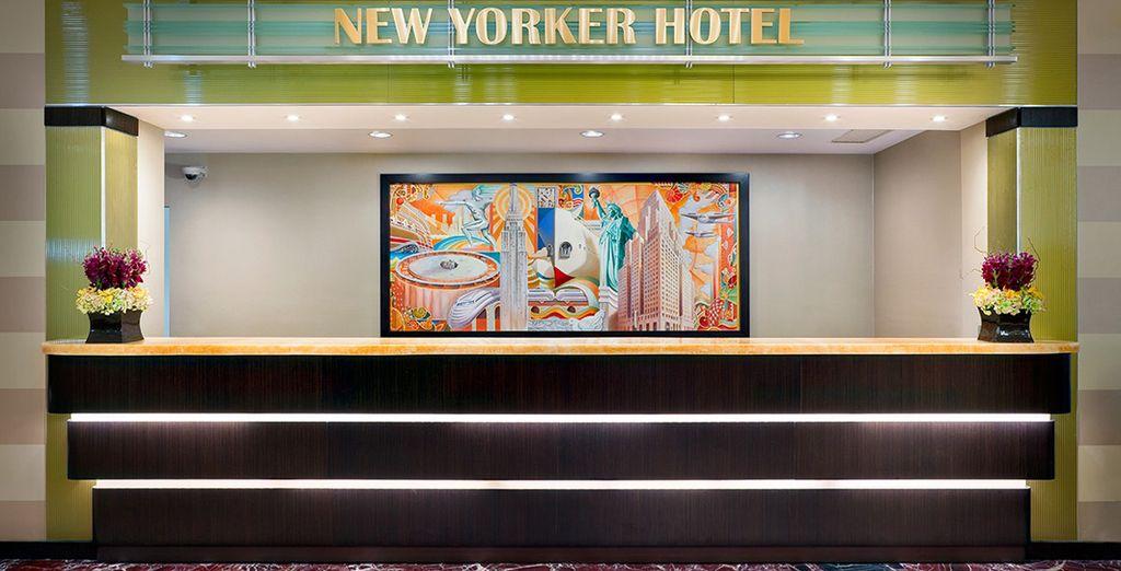 Un hotel decorado con gusto y elegancia en pleno Manhattan