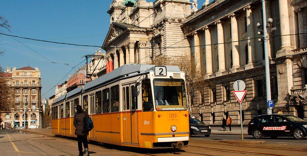 Budapest, una ciudad con estilo e historia