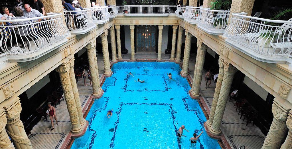 No te vayas sin bañarte en alguno de los famosos balnearios que tiene esta ciudad