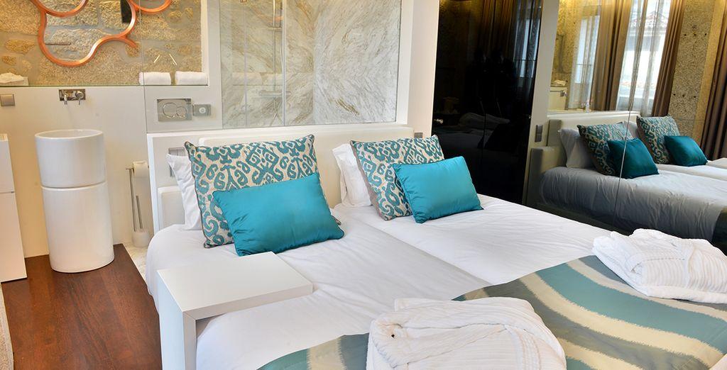 Habitaciones decoradas para que te sientas como en casa