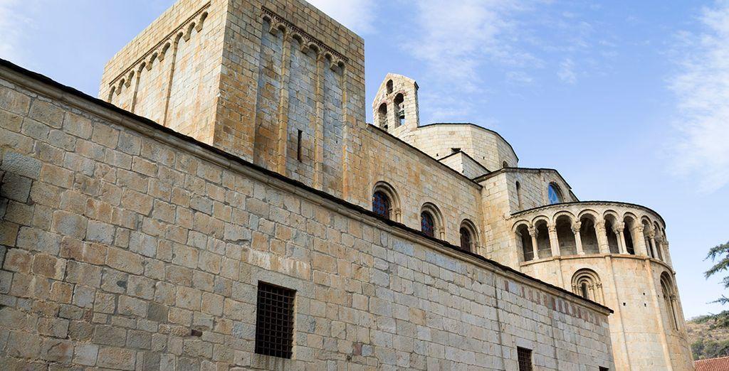 Visita la conocida catedral de La Seu d'Urgell