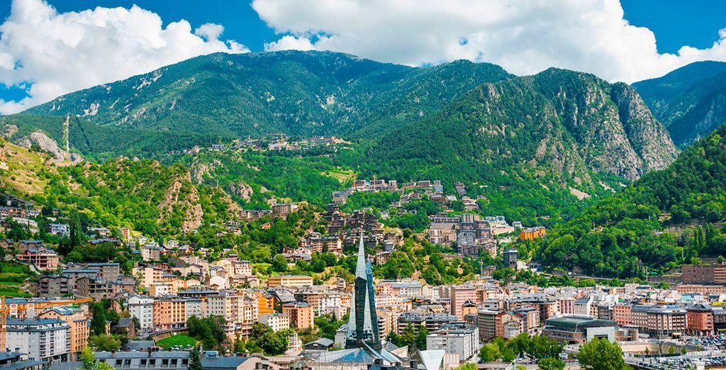 Andorra La Vella, muy cerca