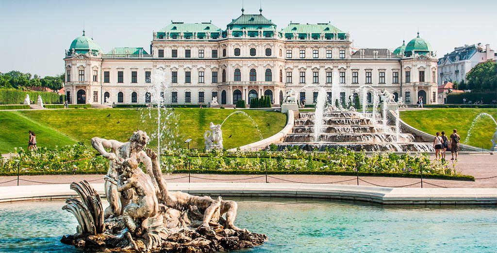 Visita una de las ciudades más hermosas de Europa
