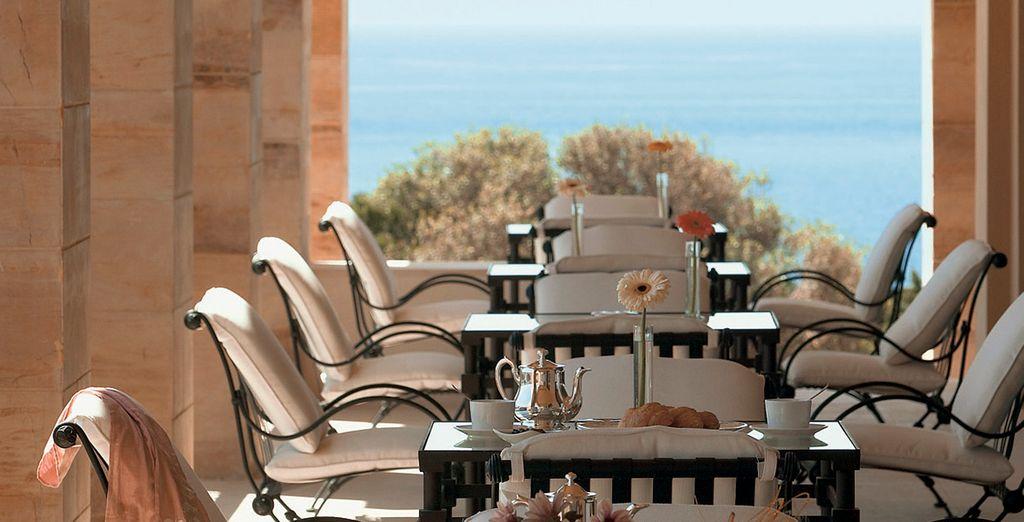 Un lugar perfecto para disfrutar de la cocina griega