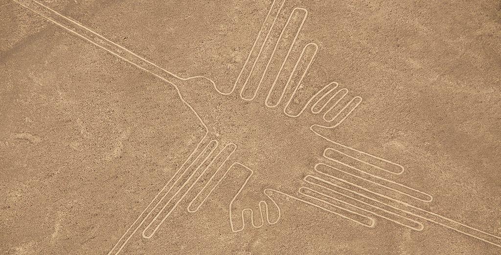 Las misteriosas líneas de Nazca