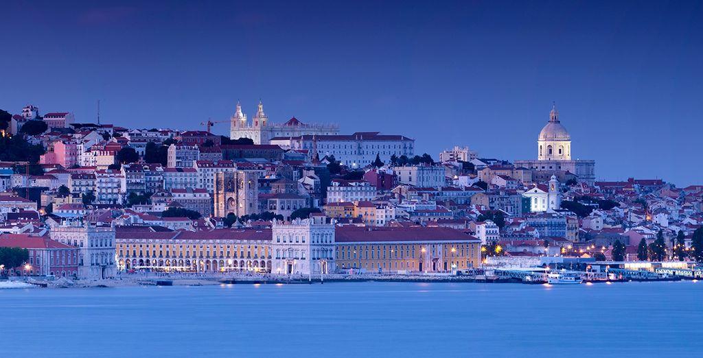 Ven a saborear la dulzura de la vida en Lisboa