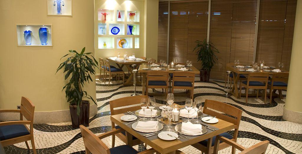 Te sugerimos una cena en el restaurante Tipico