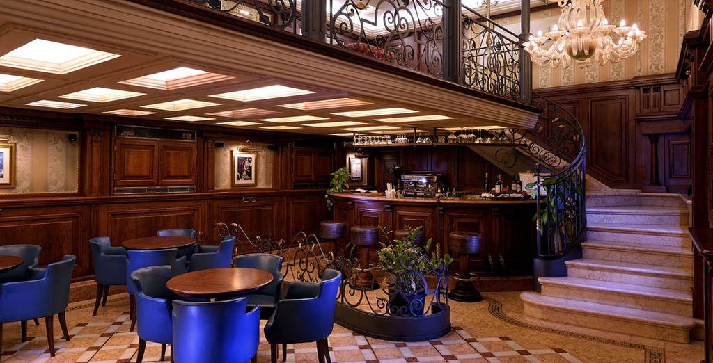 Un hotel que conjuga la cortesía, la experiencia y una gran eficiencia