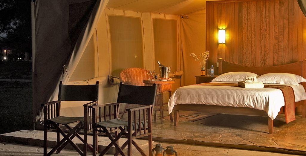 El Ashnil Aruba Lodge, una de tus opciones para descansar durante el safari