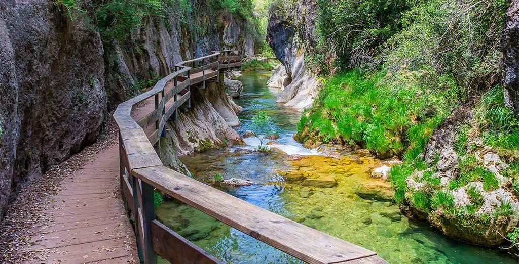 Regálate una escapada en pleno corazón del Parque Natural de Cazorla