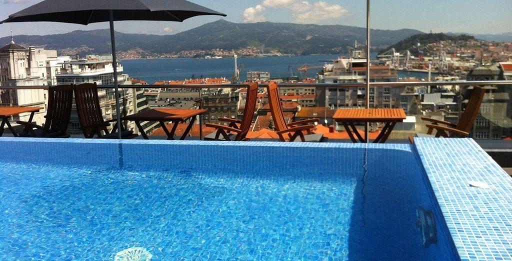 Este maravilloso alojamiento te espera en Vigo