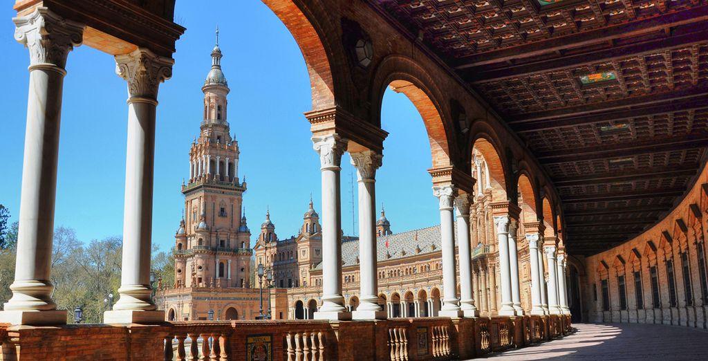 Conoce la capital andaluza