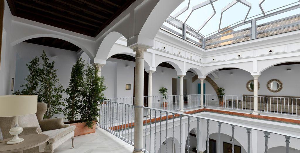 Bienvenido al Hotel Boutique Palacio Pinello 4*