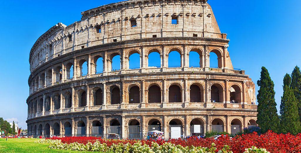 Viaja a Roma, la Ciudad Eterna