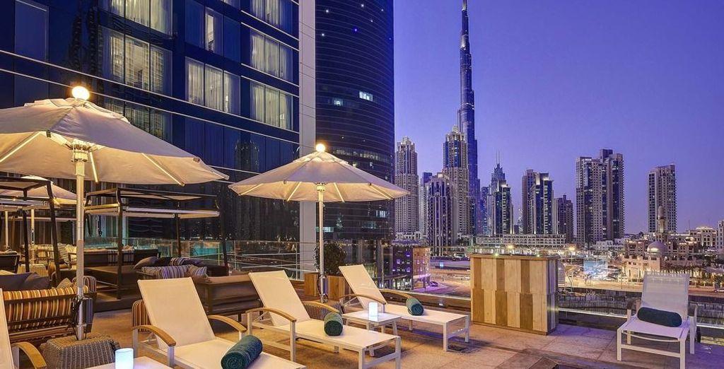 Durante tu estancia en Dubai te alojarás en Steigenberger Hotel Business Day 5*