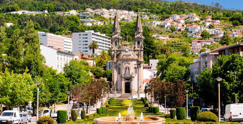 Descubre los rincones secretos de esta ciudad al norte de Portugal