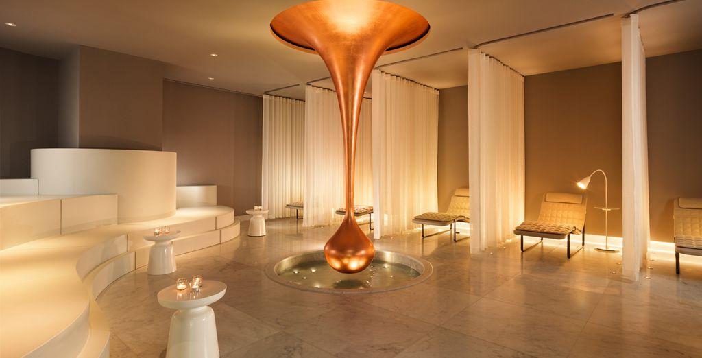 Mímate en el Agua Bathhouse & Spa con tratamientos exclusivos y un diseño que habla por sí solo