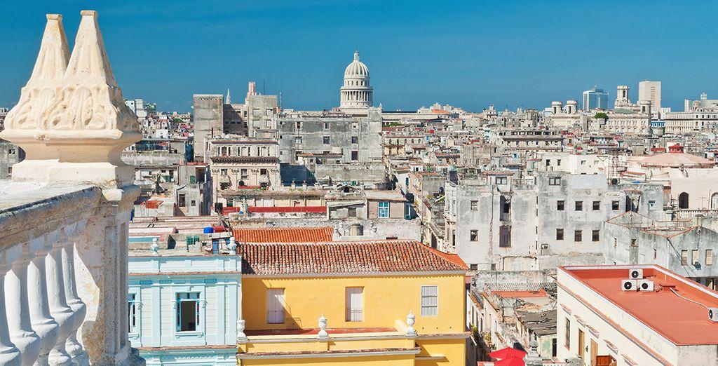 Bienvenido a La Habana