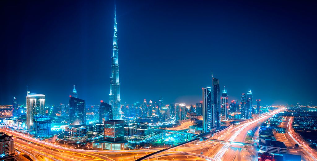 Vive la magia y el esplendor de Dubái