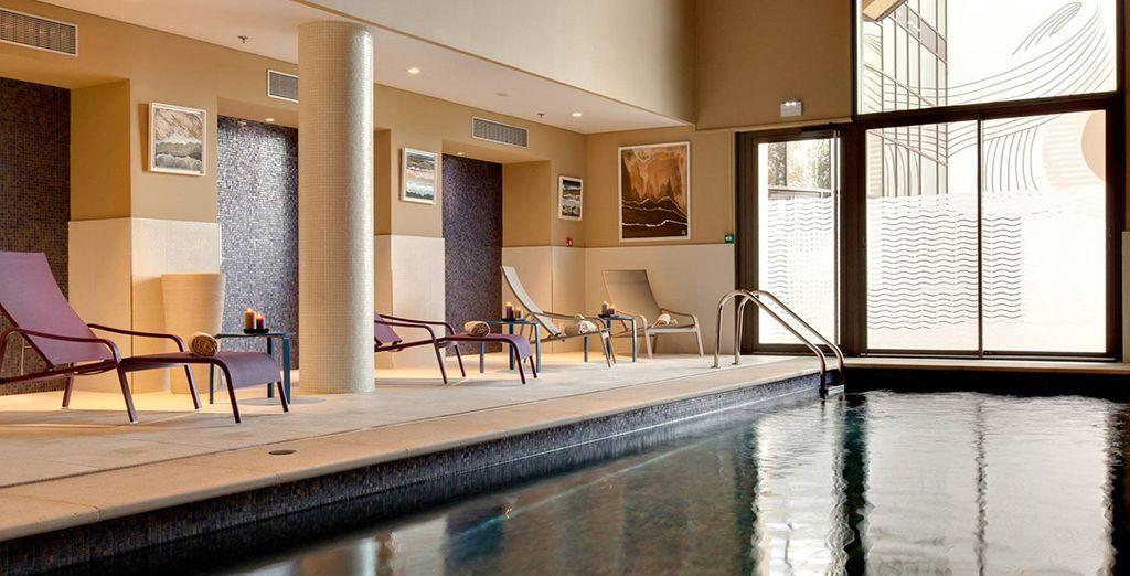 Regálate momentos de desconexión y tranquilidad en su spa