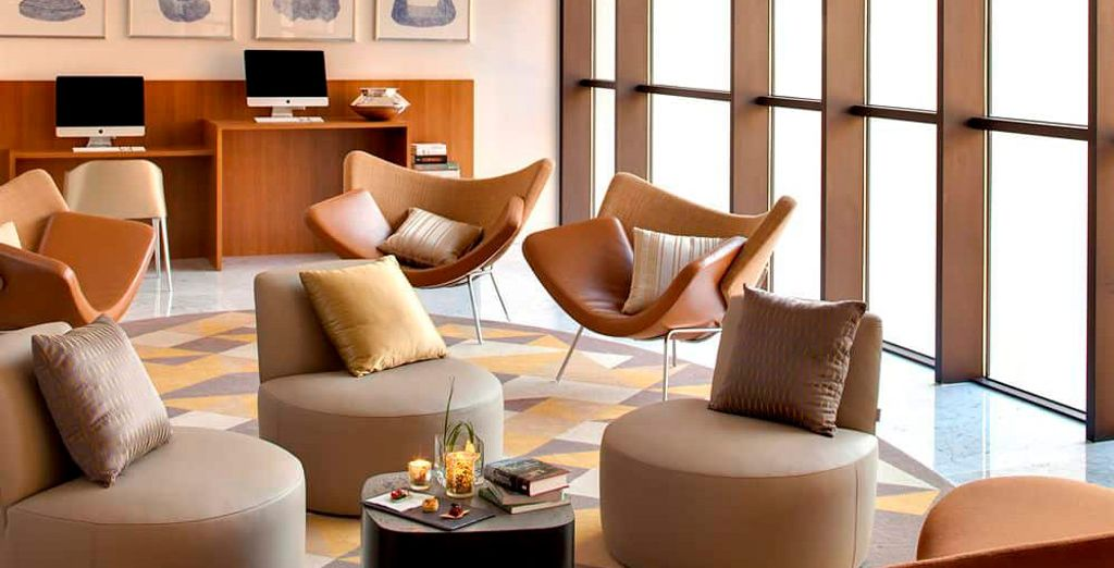 Bienvenido a Renaissance Aix En Provence Hotel 5*